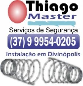 Thiago Master - Cerca Concertina Preço de Fábrica